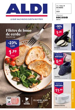 Ofertas de ALDI  en el folleto de Lleida