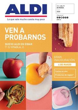 Ofertas de Hiper-Supermercados en el catálogo de ALDI en Urretxu ( 3 días publicado )