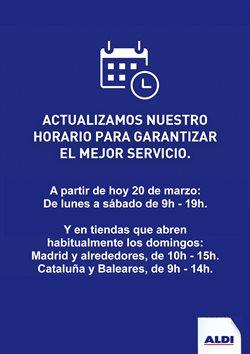 Ofertas de Hiper-Supermercados en el catálogo de ALDI en Bullas ( 3 días más )