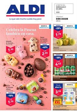 Ofertas de Hiper-Supermercados en el catálogo de ALDI en Manises ( Caduca hoy )