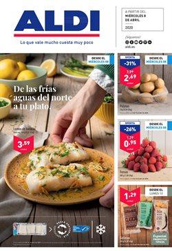 Ofertas de Hiper-Supermercados en el catálogo de ALDI en Malgrat de Mar ( Publicado hoy )
