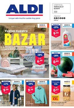 Ofertas de Hiper-Supermercados en el catálogo de ALDI en Palma de Mallorca ( Publicado hoy )