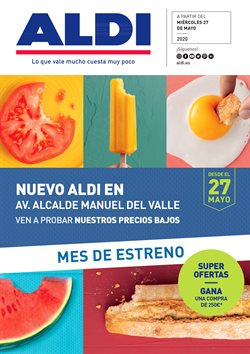 Ofertas de Hiper-Supermercados en el catálogo de ALDI en Gines ( 3 días más )