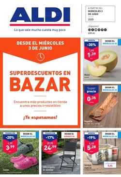 Ofertas de Hiper-Supermercados en el catálogo de ALDI en Torrejón ( Publicado hoy )