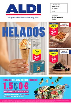 Ofertas de Hiper-Supermercados en el catálogo de ALDI en Marratxi ( Caduca hoy )