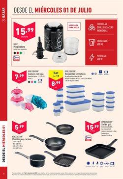 Ofertas de Cocina vapor en ALDI