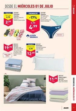 Ofertas de Ropa de cama infantil en ALDI