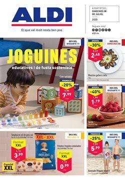 Ofertas de Hiper-Supermercados en el catálogo de ALDI en Sitges ( 2 días más )