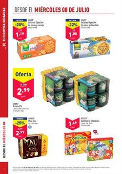 Ofertas de Galletas Digestive en ALDI