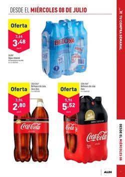 Ofertas de Refresco de cola en ALDI
