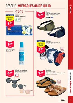 Ofertas de Gafas de sol en ALDI