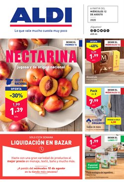 Catálogo ALDI en Errenteria ( Publicado ayer )
