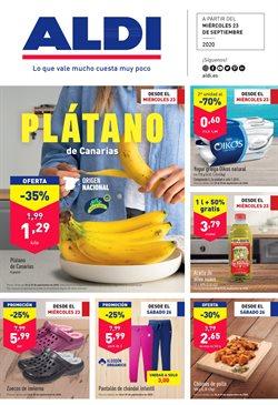 Ofertas de Hiper-Supermercados en el catálogo de ALDI en Ibiza ( Caduca hoy )