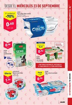 Ofertas de Yogur natural en ALDI