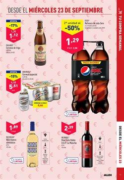 Ofertas de Cerveza especial en ALDI