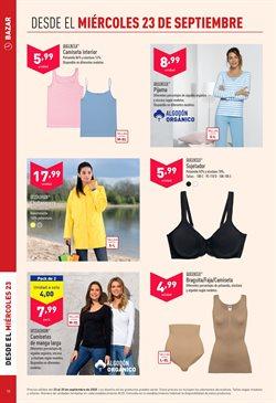 Ofertas de Moda mujer en ALDI