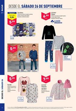 Ofertas de Moda infantil en ALDI