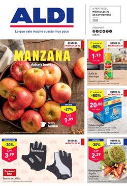 Ofertas de Hiper-Supermercados en el catálogo de ALDI en Ibiza ( Publicado ayer )