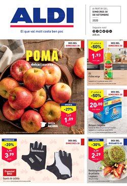 Ofertas de Hiper-Supermercados en el catálogo de ALDI en Ripollet ( Publicado ayer )