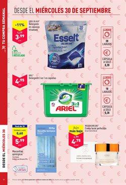 Ofertas de Detergente en cápsulas en ALDI