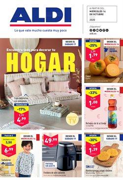 Ofertas de Hiper-Supermercados en el catálogo de ALDI en Oliva ( Caduca hoy )