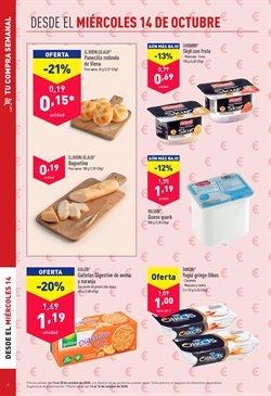 Ofertas de Yogur de sabores en ALDI