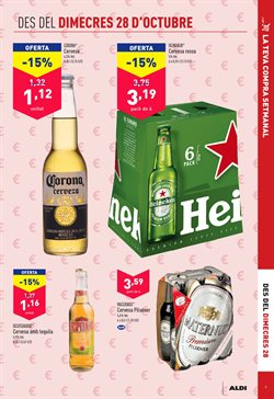 Ofertas de Heineken en ALDI