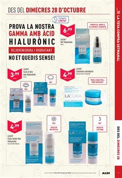 Ofertas de Crema hidratante facial en ALDI