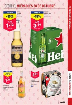 Ofertas de Cerveza en ALDI