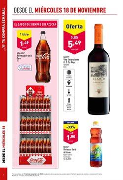 Ofertas de Soda en ALDI