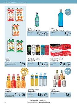 Ofertas de Granini en el catálogo de Supermercados Sánchez Romero ( 6 días más)