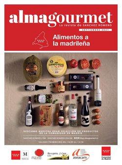 Catálogo Supermercados Sánchez Romero ( Publicado hoy)