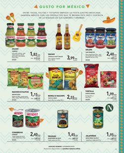 Ofertas de Guacamole en Supermercados Sánchez Romero