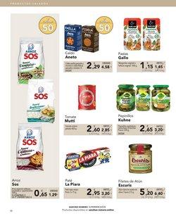 Ofertas de Fideuá en Supermercados Sánchez Romero