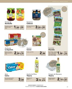 Ofertas de Bonduelle en Supermercados Sánchez Romero