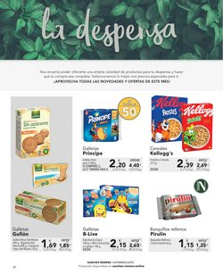 Ofertas de Barquillos en Supermercados Sánchez Romero