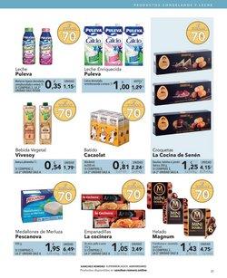 Ofertas de Leche enriquecida en Supermercados Sánchez Romero