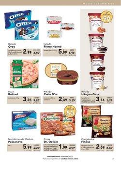 Ofertas de Häagen-Dazs en el catálogo de Supermercados Sánchez Romero ( 29 días más)
