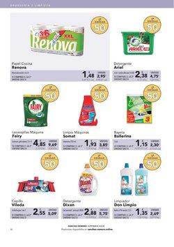 Ofertas de Vileda en el catálogo de Supermercados Sánchez Romero ( 6 días más)