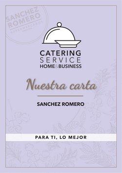 Catálogo Supermercados Sánchez Romero ( Más de un mes)