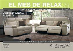 Ofertas de Chateau d'Ax  en el folleto de Barcelona