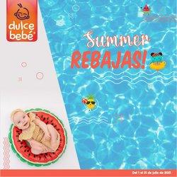 Ofertas de Juguetes y Bebés en el catálogo de Dulce Bebé ( Caduca hoy)