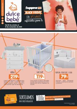 Ofertas de Dulce Bebé en el catálogo de Dulce Bebé ( Publicado ayer)