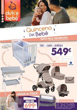 Ofertas de Juguetes y Bebés en el catálogo de Dulce Bebé en Carolina ( Publicado ayer )