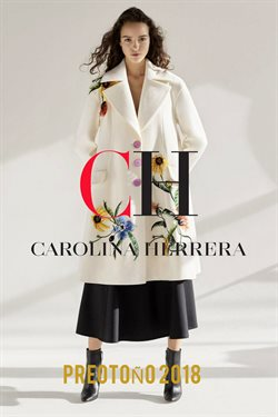 Ofertas de Carolina Herrera  en el folleto de Madrid