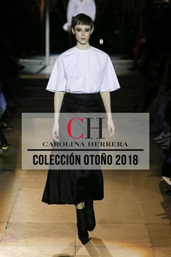 Ofertas de Carolina Herrera  en el folleto de Madrid
