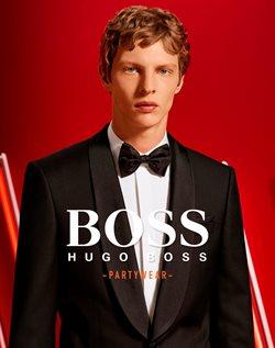 Ofertas de Primeras marcas  en el folleto de Hugo Boss en San Sebastián de los Reyes