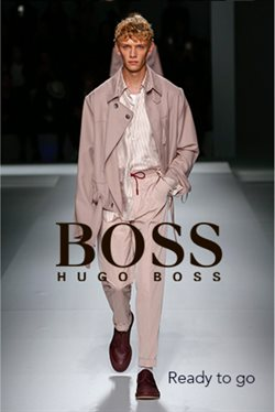 Ofertas de Primeras marcas  en el folleto de Hugo Boss en Girona