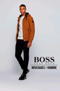 Ofertas de Primeras marcas en el catálogo de Hugo Boss ( Publicado hoy)