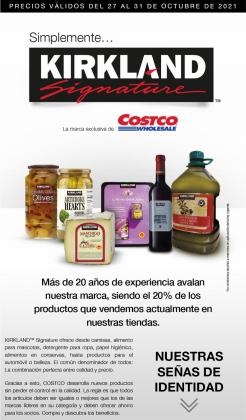 Ofertas de Profesionales en el catálogo de Costco ( Publicado hoy)